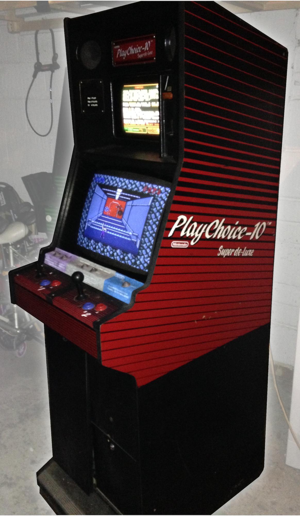 Nintendo PlayChoice 10