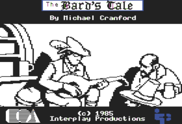 Bards Tale Apple II
