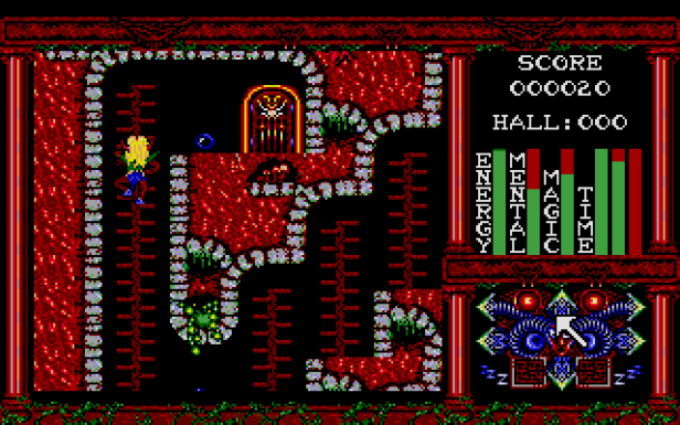 SS Realm Of The Trolls Atari ST Level 1