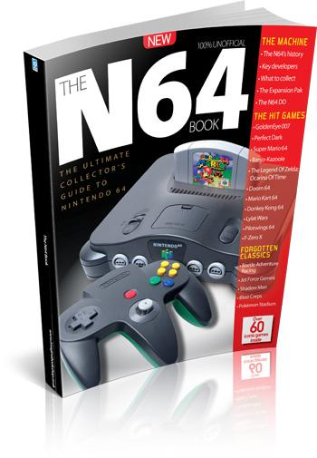 The N64 Book Launches Today!