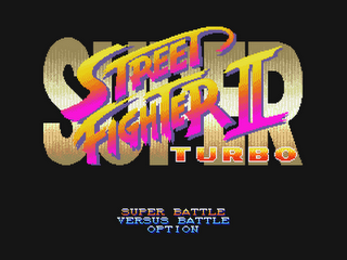 street fighter 2 turbo logo png