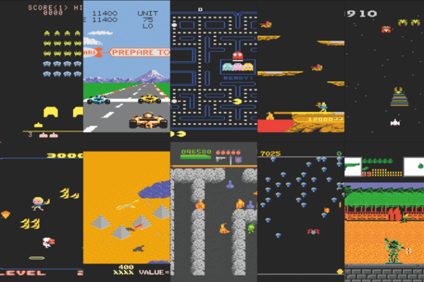 Top Ten Atari 7800 Games | Retro Gamer