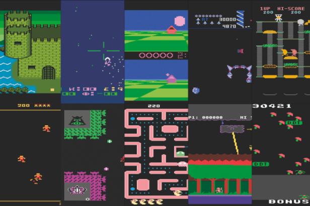 Top Ten Atari 5200 Games | Retro Gamer